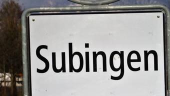 Auch das Haupttraktandum der Gemeinderatssitzung in Subingen musste verschoben werden.