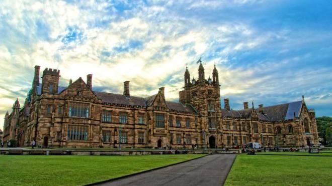Die 1850 gegründete University of Sydney ist die älteste Hochschule Australiens. Sie dürfte Ziel vieler Schweizer Studierender werden. Foto: HO
