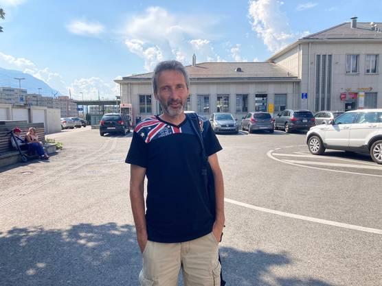 Stéphane Fournier, ausgeschlossener Journalist der «Le Nouvelliste »