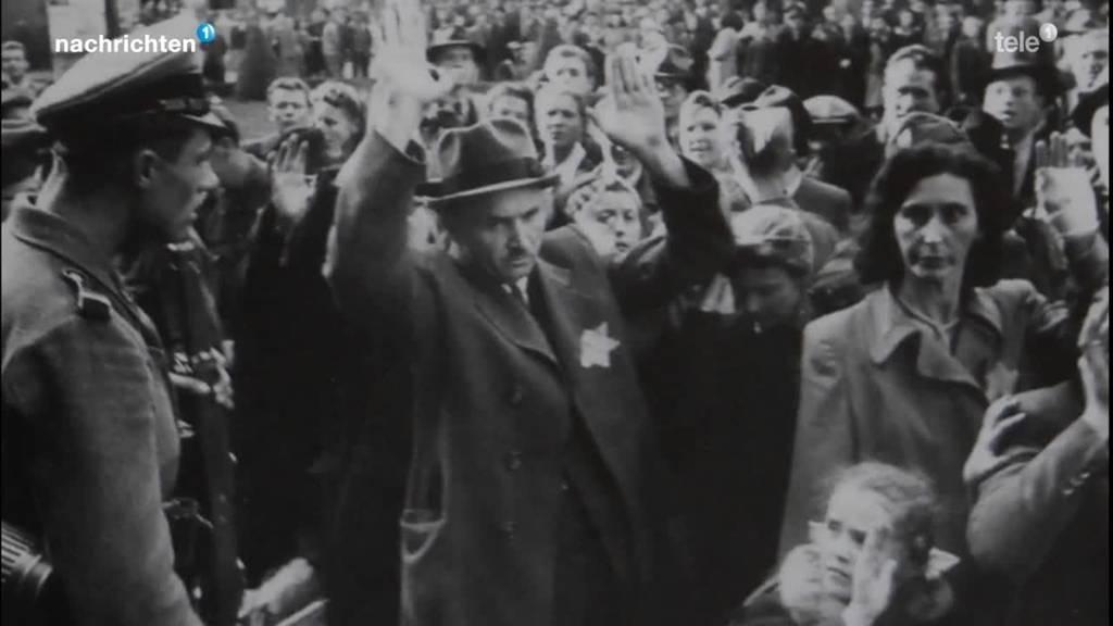 Schweizer Mahnmal für Holocaust-Opfer