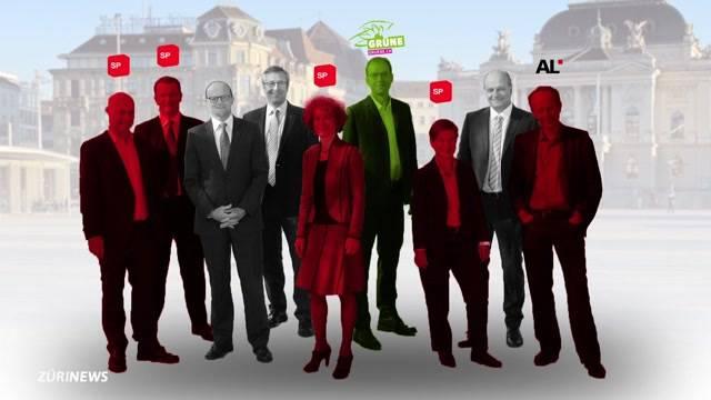 Der Zürcher Stadtratswahlkampf wird heiss
