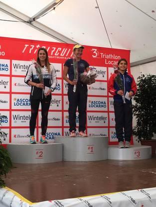 Silbermedaille für Laura Wichmann