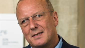 SRG-Generaldirektor Roger de Weck