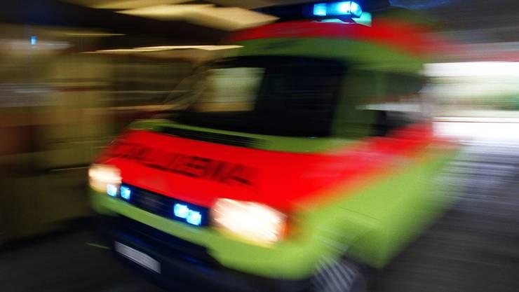 Für Rettungssanitäter gehören Blaulichteinsätze zur täglichen Routine.
