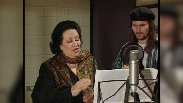 Opern-Diva Montserrat Caballé (†85) brachte Schawinski ins
