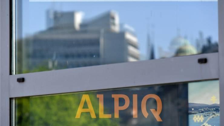 Müssen die Firmen wie Alpiq künftig mit einem höheren Steuerfuss leben? Bild: Bruno Kissling (1. Mai 2019)