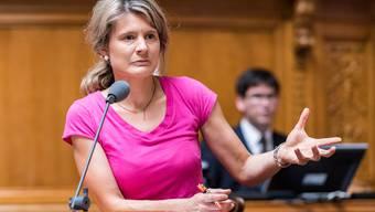 Nationalrätin Barbara Steinemann (SVP/ZH). (Archivbild)