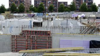 Bauboom in Zürich-Affoltern: Die Bevölkerungszahl ist in den vergangenen Jahren stark gestiegen. Nun geht es auch mit dem geplanten Tram vorwärts.