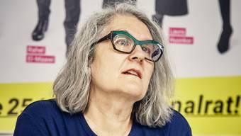 Mieterschutz und Grundrechte seien ihre Kernanliegen, sagt Schiller.