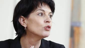 Bundesrätin Doris Leuthard (Archiv)
