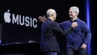Neues von Apple: Musik-Streaming und Software-Updates