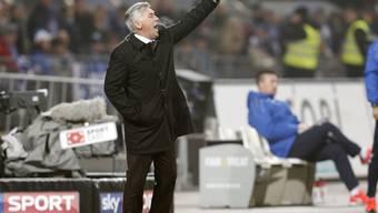 Bayern Münchens Trainer Carlo Ancelotti kritisiert die Überladung des Fussball-Kalenders