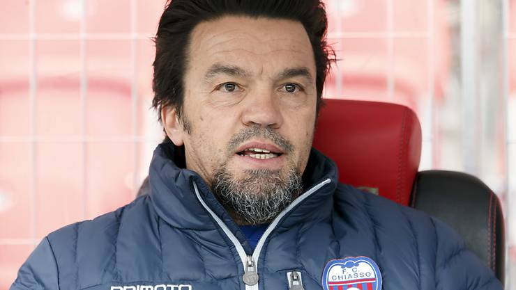 Giuseppe Scienza ist nicht mehr Trainer im FC Chiasso