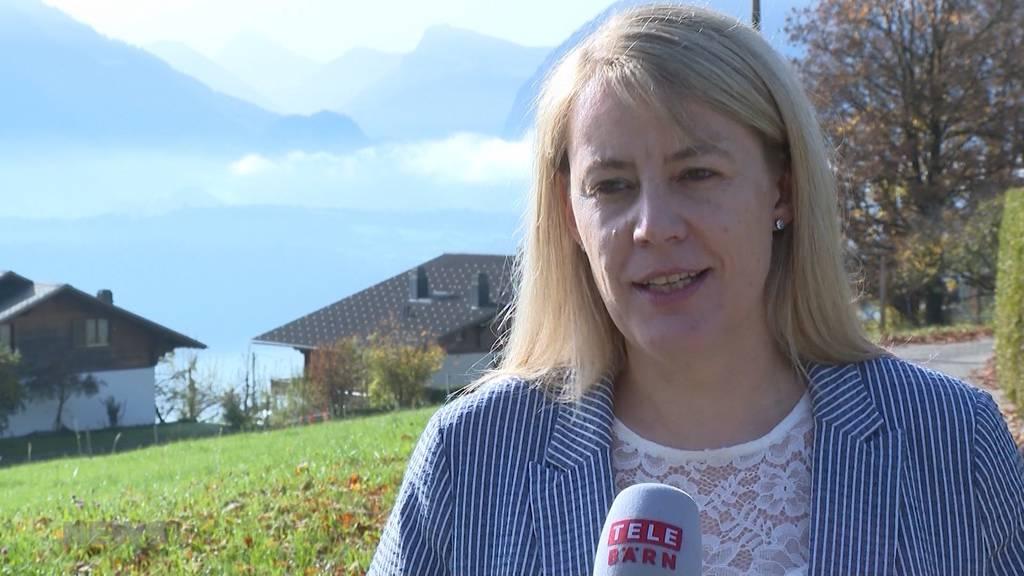 Trotz Kritik: Madeleine Amstutz kämpft weiter um das Gemeindepräsidium