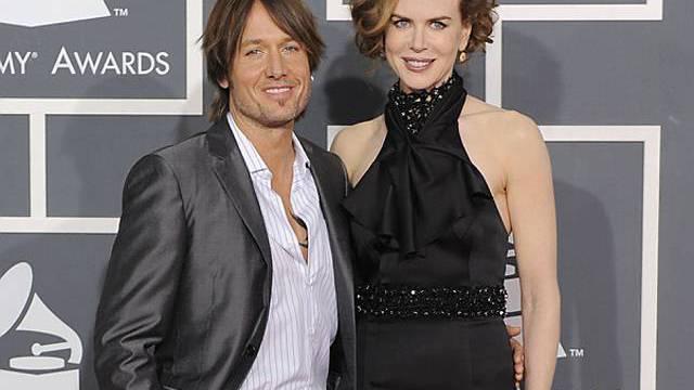 Keith Urban und Nicole Kidman (Archiv)