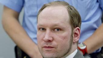 Das Urteil gegen Anders Behring Breivik ist rechtskräftig (Archiv)