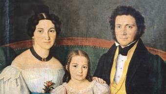 Friedrich Theodor Fröhlich, zwei Elegien für Klavier (Op. 15), gespielt von Christian Spring.