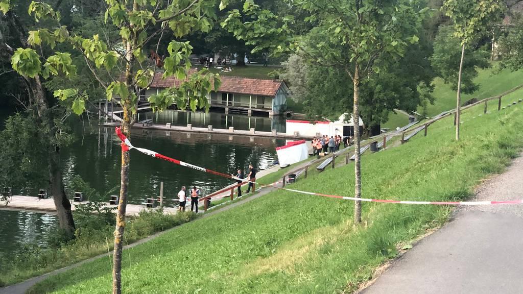 Tourist tot aus Mannenweiher geborgen