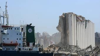 In Beirut explodierten am 4. August 2750 Tonnen Ammoniumnitrat.
