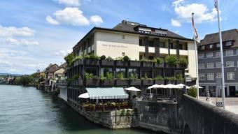 Die Schützen Rheinfelden Immobilien AG will die Planungen zum Neubau beim Hotel Schiff wieder aufnehmen.
