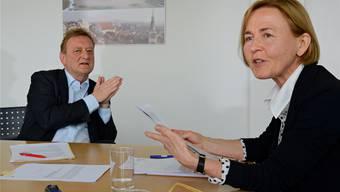 Susanne Schaffner: «Die Opfer werden mit dieser Initiative viel mehr gestraft als die Täter.»