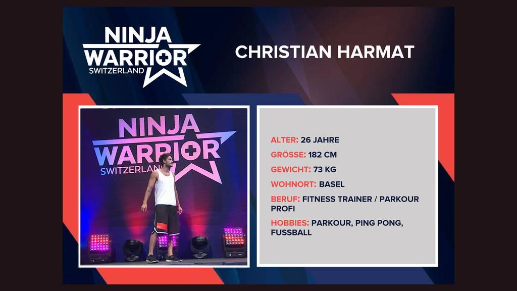 Christian Harmat