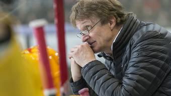 Arno Del Curto verliert gegen seinen Spieler Dick Axelsson eine Wette um 1000 Franken