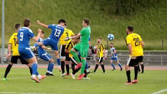 2019 kämpften Concordia Basel und der FC Pratteln im Basler Cupfinal um den Titel. Dieser soll trotz Corona-Krise auch 2020 vergeben werden.