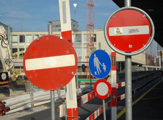 An der Wiesenstrasse soll künftig eine Einbahnstrasse entstehen.