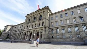 Das Hauptgebäude der ETH Zürich (Archivbild)