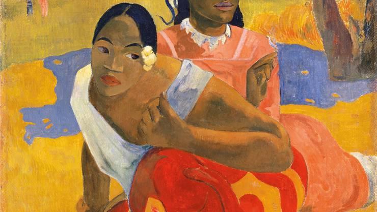 Paul Gauguins «Nafea Faa Ipoipo (Quand te marries-tu?)» (1892) wird nicht mehr nach Basel zurückkehren.