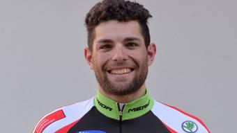 Andrea Pasqualon freut sich über seinen Sieg in Montreux.