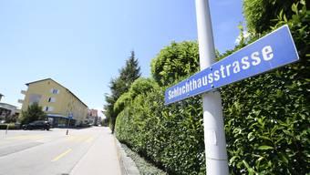 Die Schlachthausstrasse in Grenchen soll umbenannt werden.