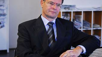 Eisernes Schweigen: Walter Dubler äussert sich nicht zur Kritik an seiner Person. (dno)