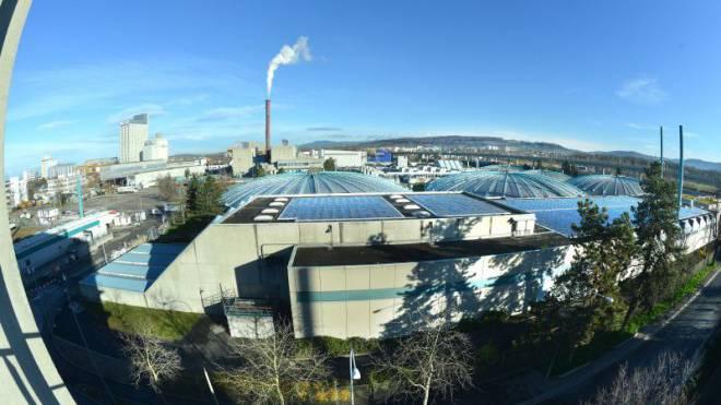 Die Kläranlage in Kleinhüningen hat sich einen günstigeren Stromtarif erkämpft. Foto: Nicole Nars-Zimmer