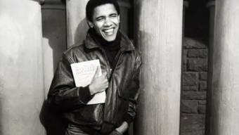 Koks und Liebesexperimente: Während seiner Studienzeit war Obama kein Kind der Traurigkeit.