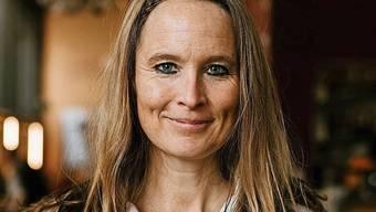 Die neue Burgschreiberin zu Laufenburg: Anke Ricklefs,
