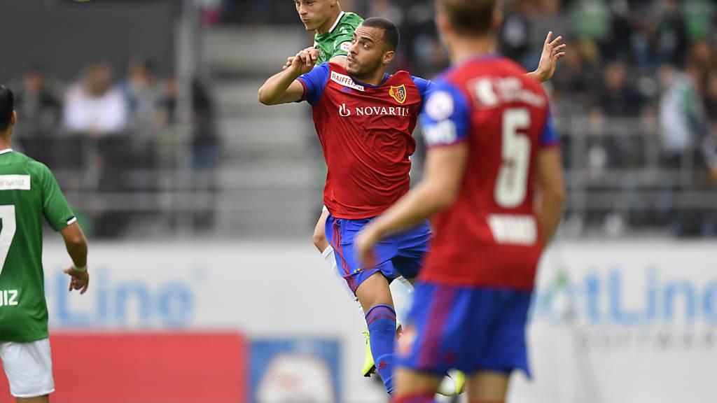 Betroffen vom Verbot von Grossveranstaltungen mit mehr als 1000 Personen ist der FC Basel.