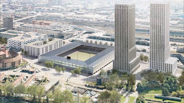 Wiederstand gegen Stadion-Hochhäuser