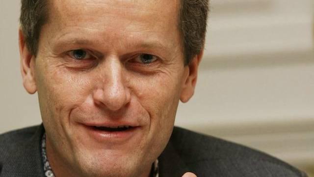 Der verstorbene Intendant Nils Ewerbeck (Archiv)