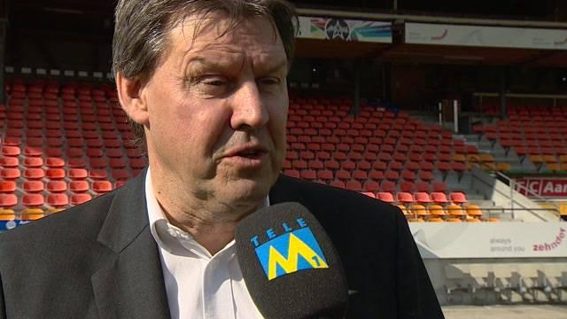 «Darauf waren wir vorbereitet»: FCA-Vizepräsident Roger Geissberger über den Weiterzug der Stadion-Beschwerde.