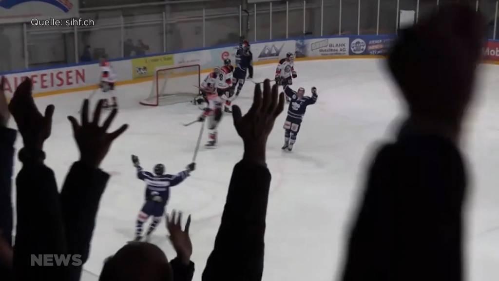 Das Wunder von Lyss: SCL schafft es in Playoffs