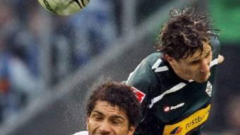 Niederlage in Mönchengladbach