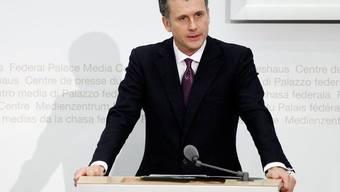 Der ehemalige Präsident der Schweizerischen Nationalbank Philipp Hildebrand (Archiv)