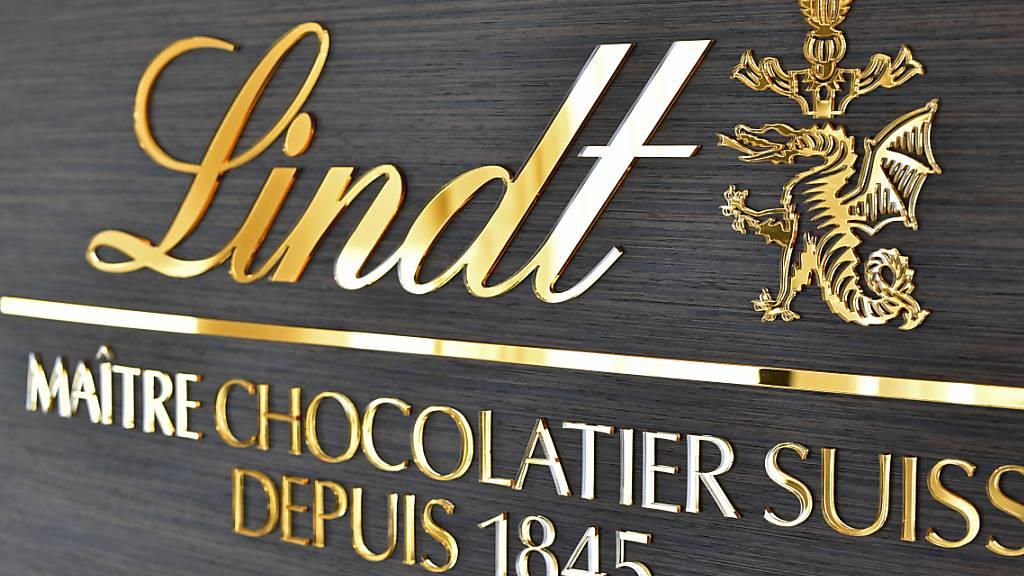 Lindt&Sprüngli erleidet 2020 wegen Corona einen Gewinneinbruch