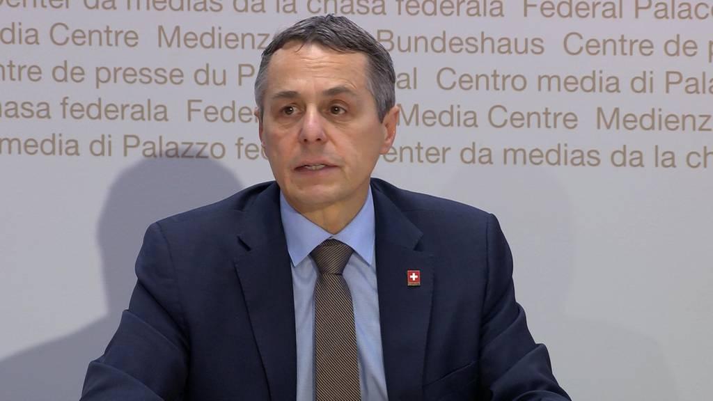 Coronavirus: Schweiz unterstützt internationale Aktionen mit 400 Millionen Franken