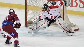 Spengler Cup Halbfinal zwischen Genf und Kanada