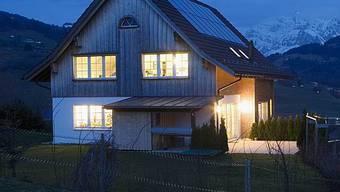 Hoher Energieverbrauch in der Schweiz