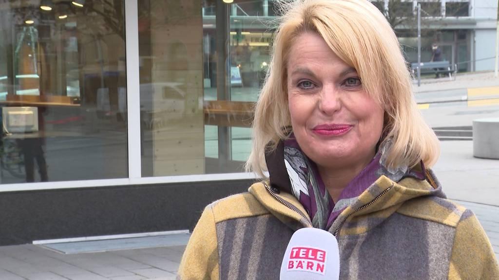 Portrait von Gemeinderatskandidatin Marieke Kruit