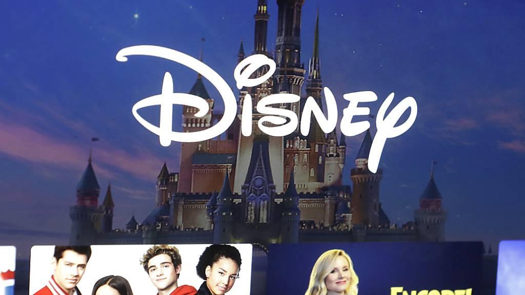 Der US-Unterhaltungskonzern Disney baut um. Die Online-Dienste gewinnen an Bedeutung. (Archivbild)